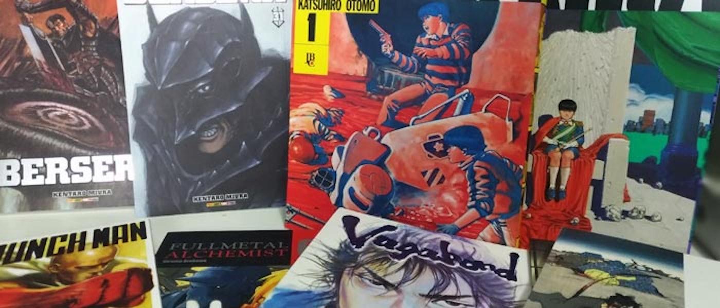 Descubra o Mundo dos Quadrinhos Japoneses com os 10 Mangás Favoritos da Gabi Xavier