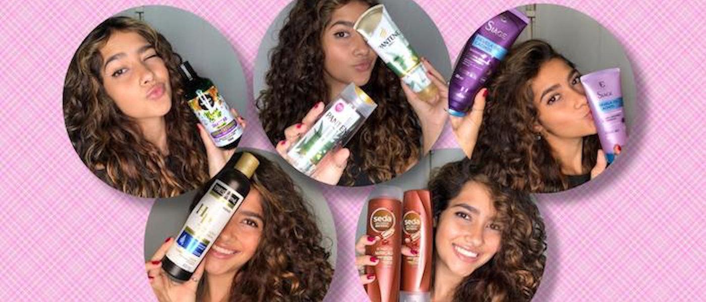 Shampoo e Condicionador para Cabelos Ondulados: Veja 8 Indicações