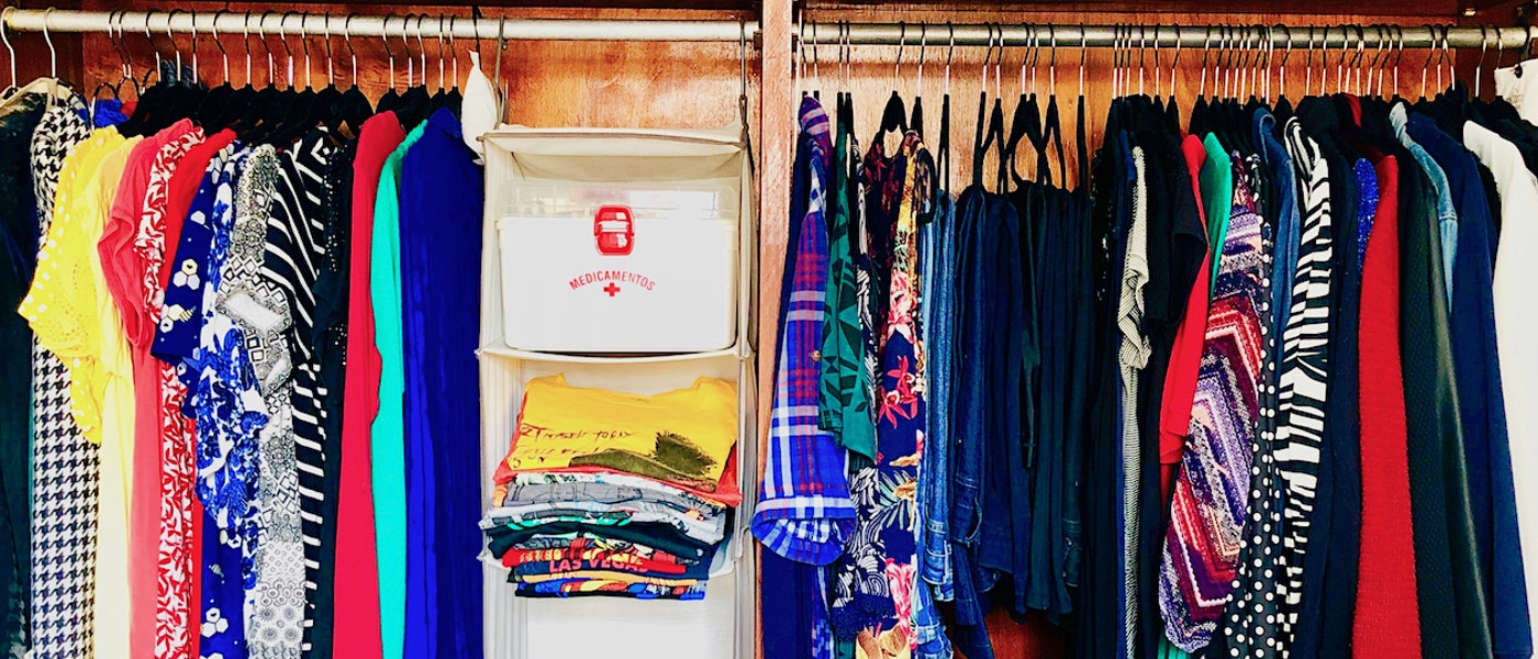 Organização: 10 Produtos para Arrumar o Guarda-Roupa e o Closet