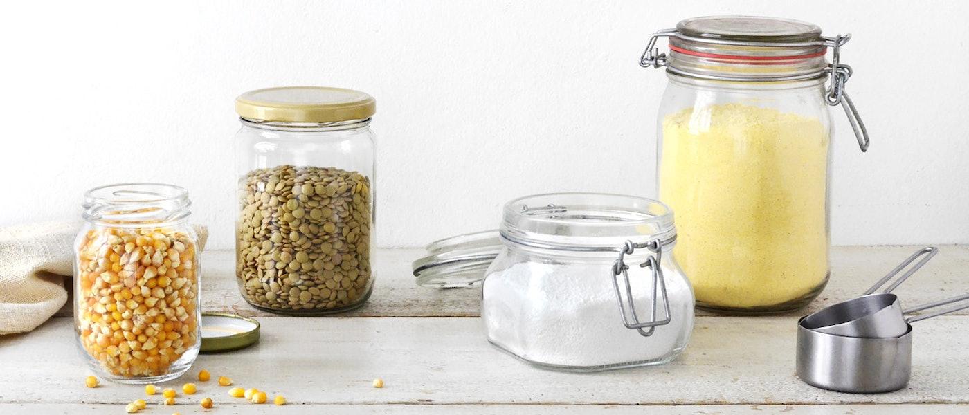 Alimentação Saudável: Veja 10 Produtos para Ter na Despensa