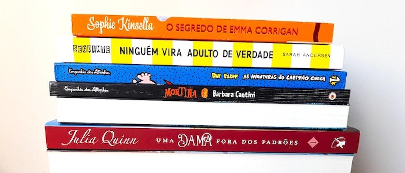 Livros: Veja 10 Ideias de Livros Engraçados para Diferentes Idades