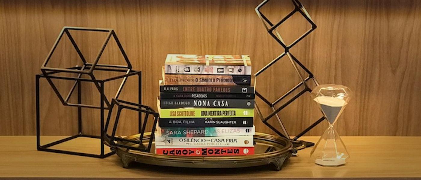 Livros de Suspense e Mistério: 10 Obras que Vão Prender sua Atenção