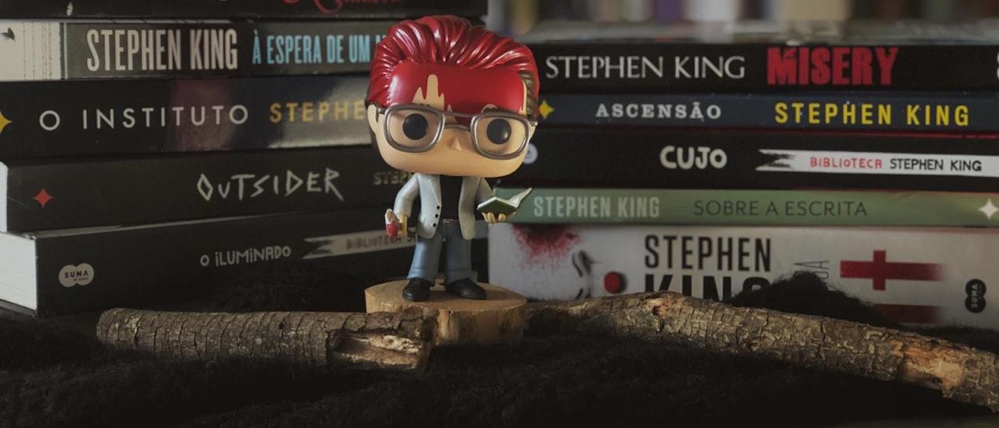 Stephen King: 10 Livros para Conhecer a Obra do Mestre do Terror
