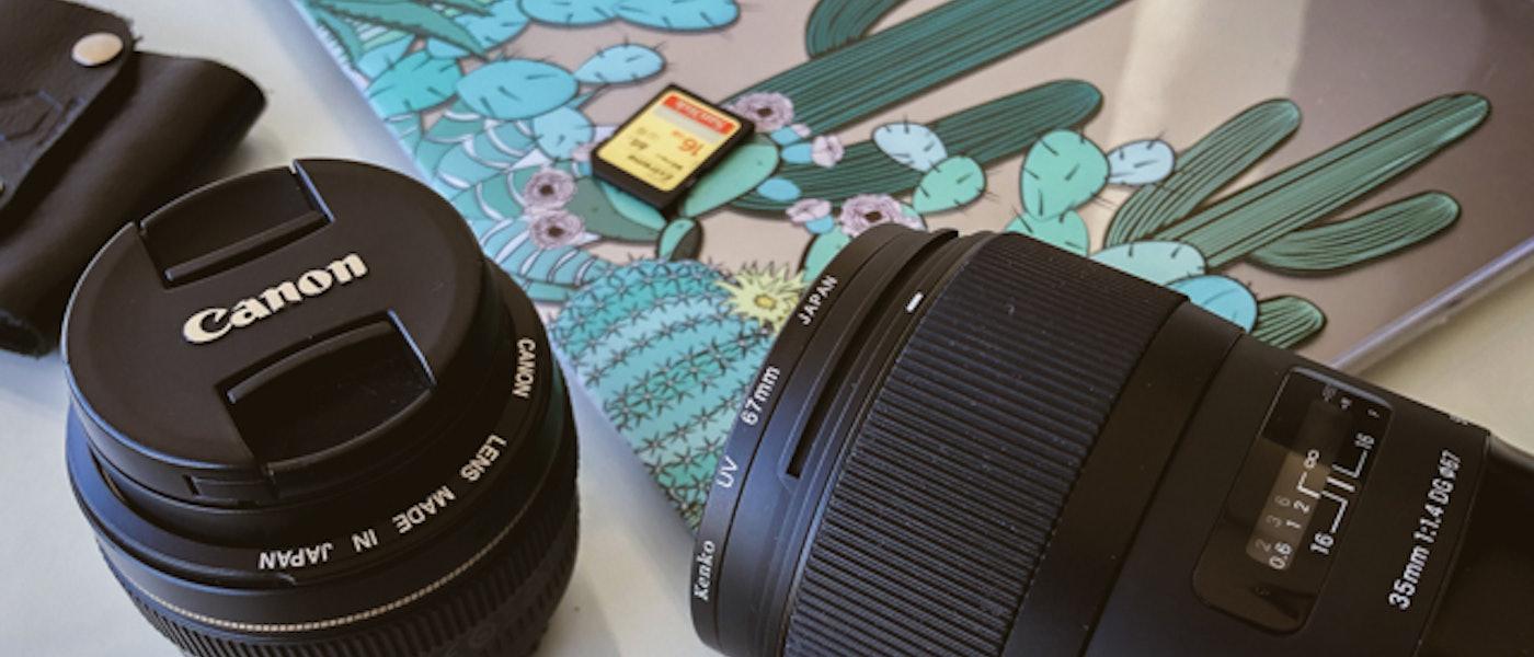 Fotografia: 9 Equipamentos e Acessórios para Fotógrafos Profissionais