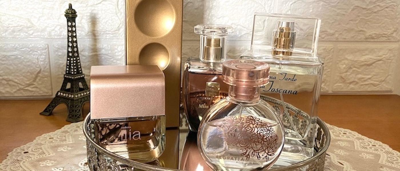 Confira 5 Perfumes Nacionais que Lembram Importados (Femininos)