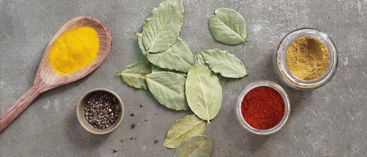 Temperos: 10 Condimentos Naturais para Dar Mais Sabor à Comida