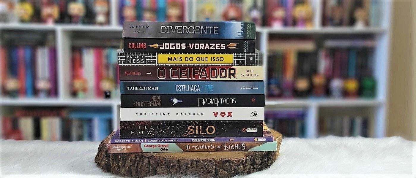 Livros: Veja 10 Distopias que Você Precisa Conhecer