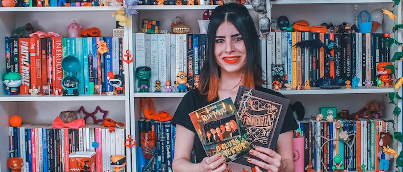 Livros de Terror: 7 Favoritos de Blogueira Fascinada pelo Gênero