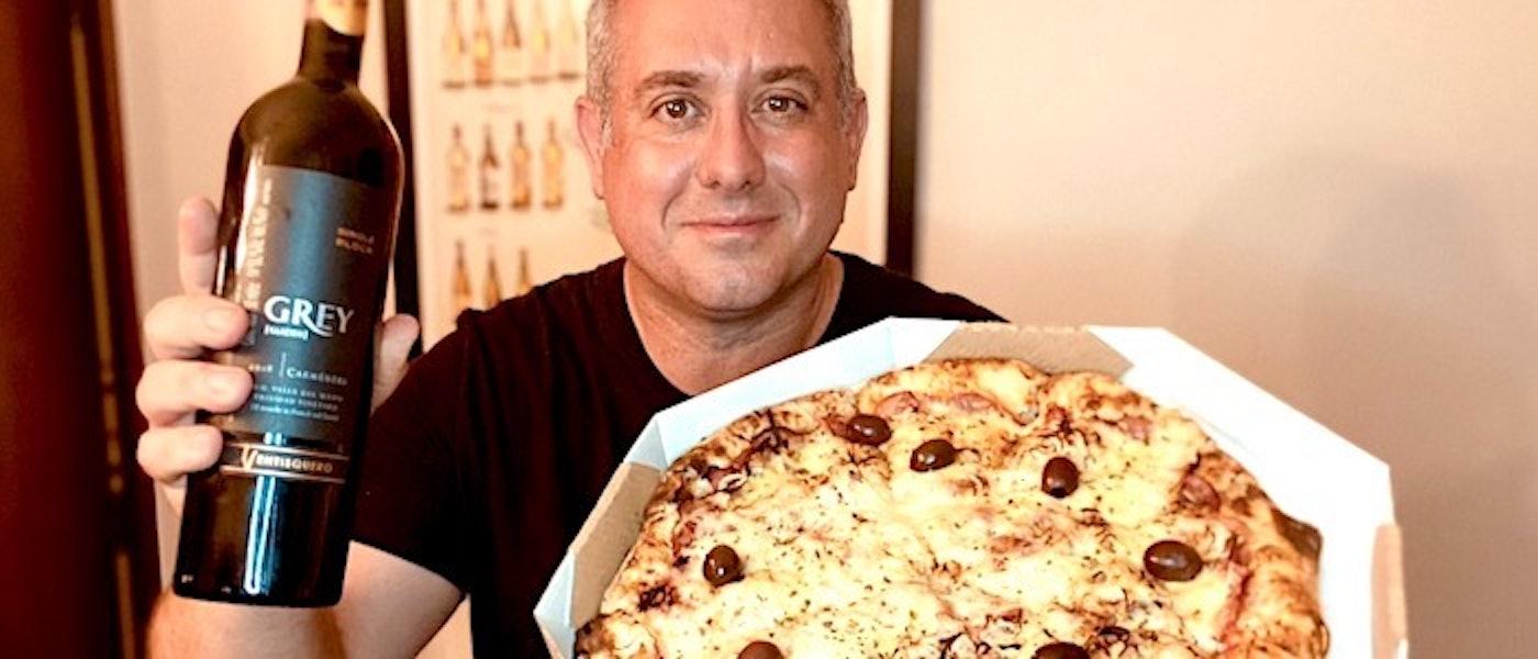 Como Combinar Pizza e Vinho: 10 Ideias de Harmonizações