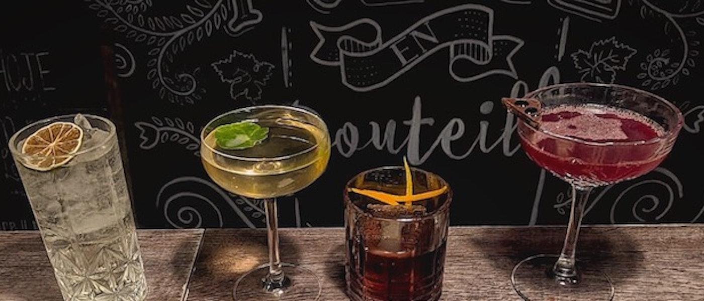 Copos para Drinks: Veja 10 Modelos e para Quais Drinks Serve Cada Um