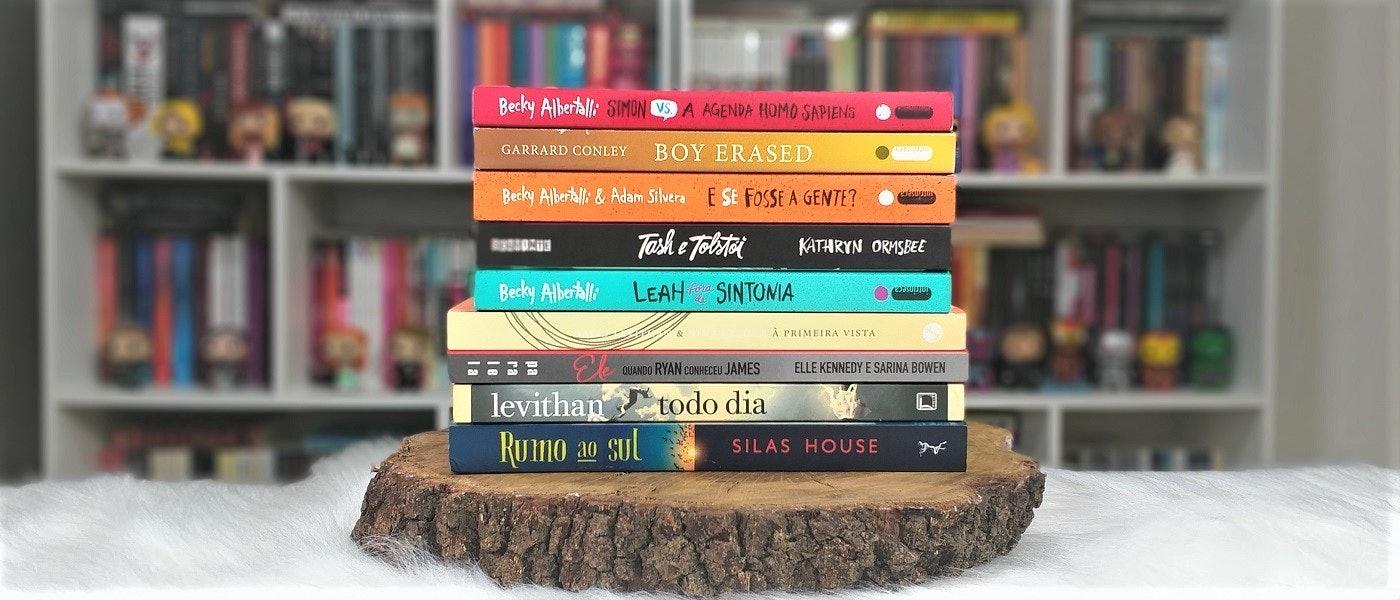Livros LGBT: Conheça 10 Obras Incríveis com a Temática LGBTI+