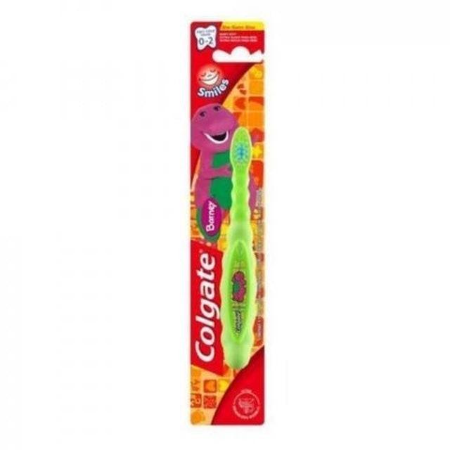 COLGATE Escova Dental Infantil de 0 a 2 Anos 1
