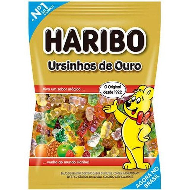 AURORA Bala Haribo Ursinho de Frutas 1