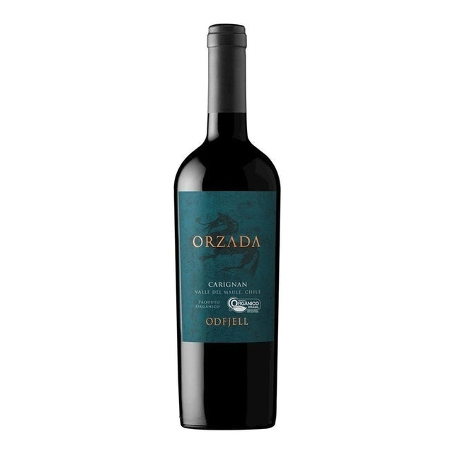 VIÑA ODFJELL Vinho Tinto Odfjell Orzada Carignan Orgânico 1