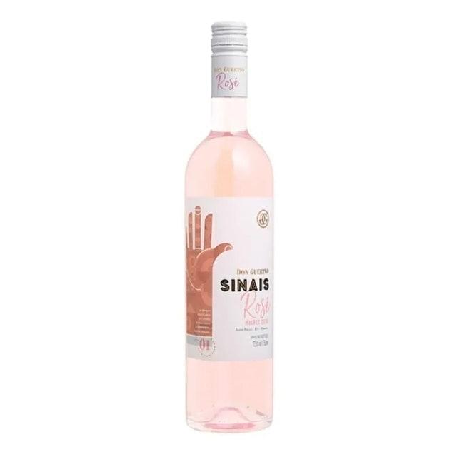 DON GUERINO Vinho Rosé Don Guerino Sinais Malbec 1