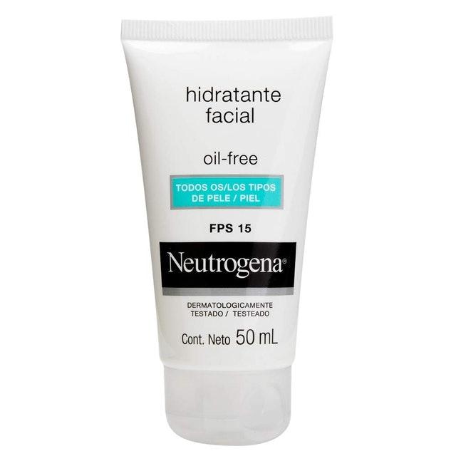 NEUTROGENA Hidratante Facial Oil Free FPS15 1