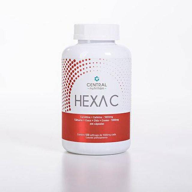 CENTRAL NUTRITION Hexa C 1