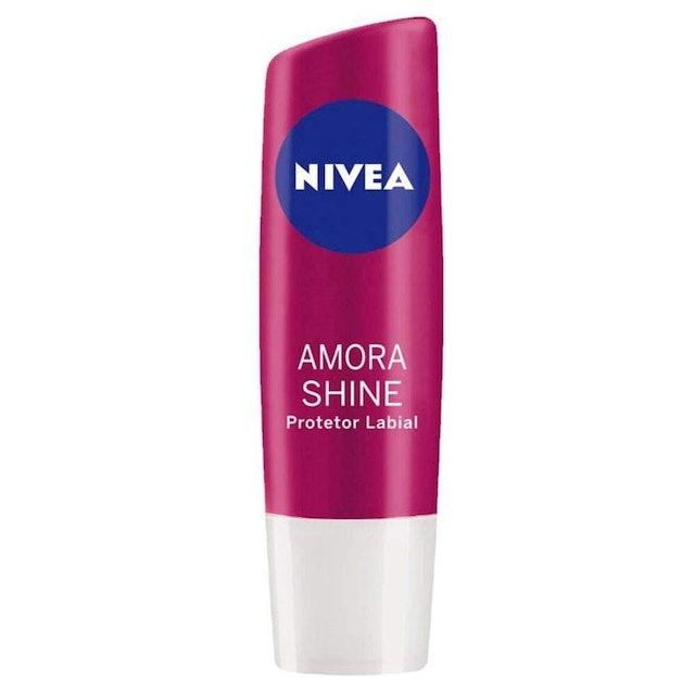 NIVEA Protetor Labial Amora Shine 1