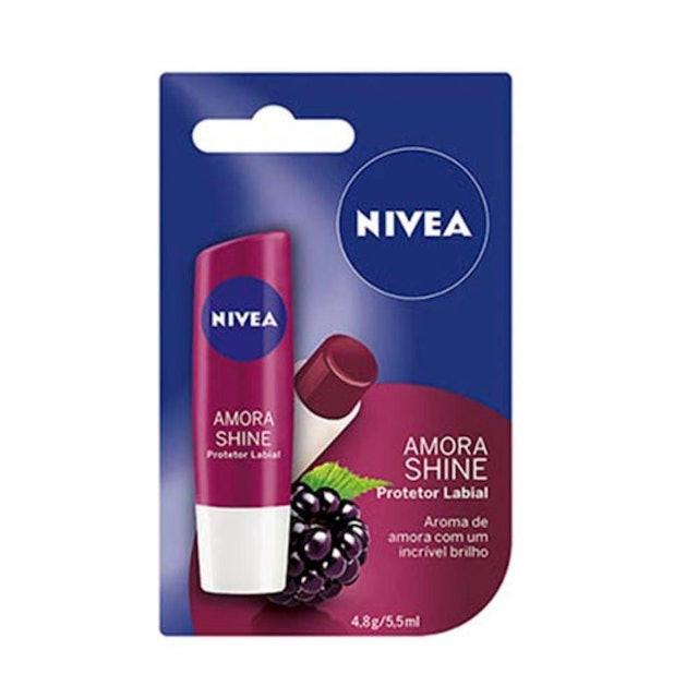 NIVEA Protetor Labial Lip Care Amora Shine 1