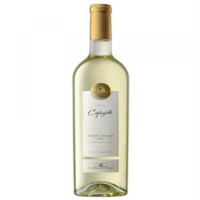 CAFAYATE Vinho Branco Argentino Cafayate Gran Linaje Torrontés  1