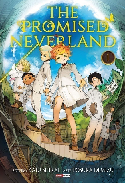 KAIU SHIRAI The Promised Neverland Volume 1 1
