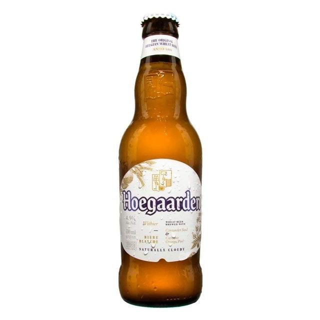 HOEGAARDEN Cerveja Hoegaarden Weissbier 330ml 1