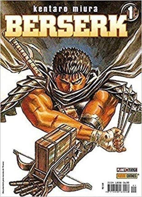 KENTARO MIURA Berserk - Volume 1 1