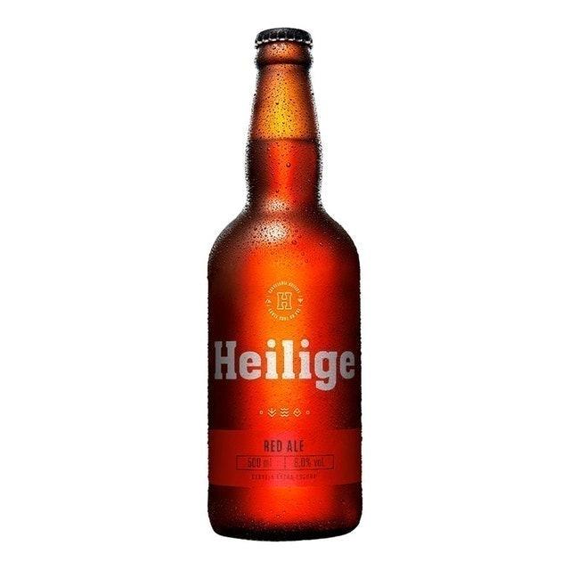 HEILIGE Cerveja Red Ale Heilige 1
