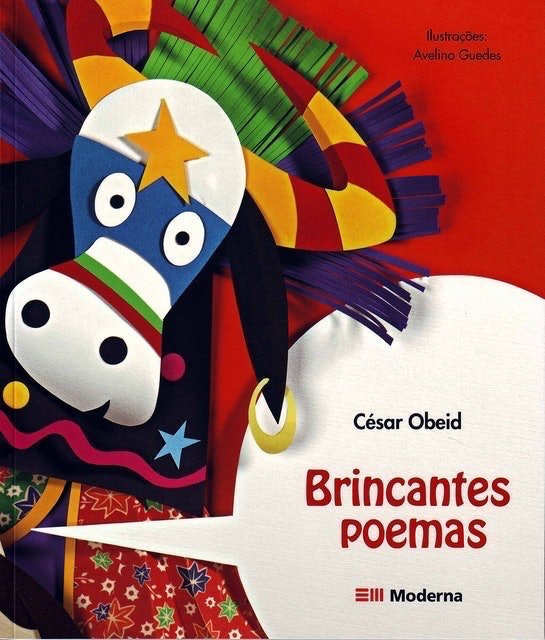 CÉSAR OBEID Brincantes Poemas 1