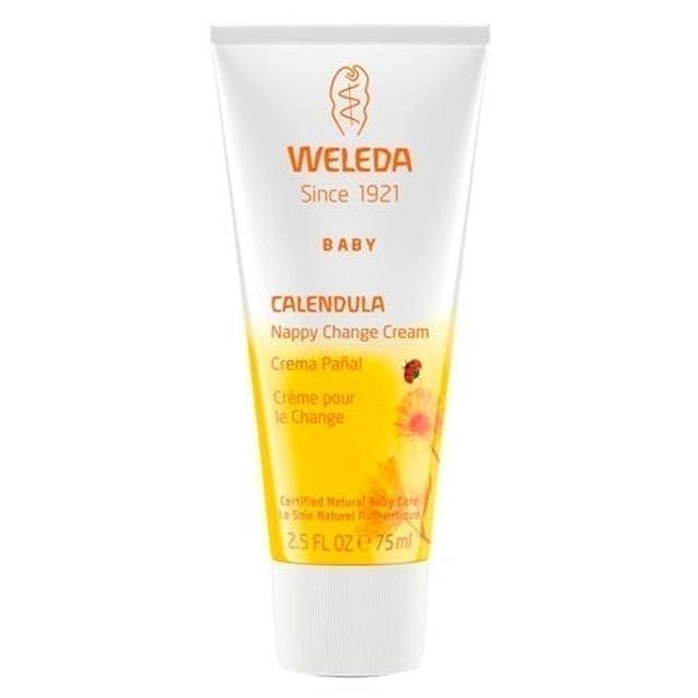 WELEDA Creme Preventivo de Assaduras Baby Calêndula 75 ml 1