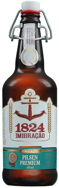 IMIGRAÇÃO Cerveja Imigração Premium 1