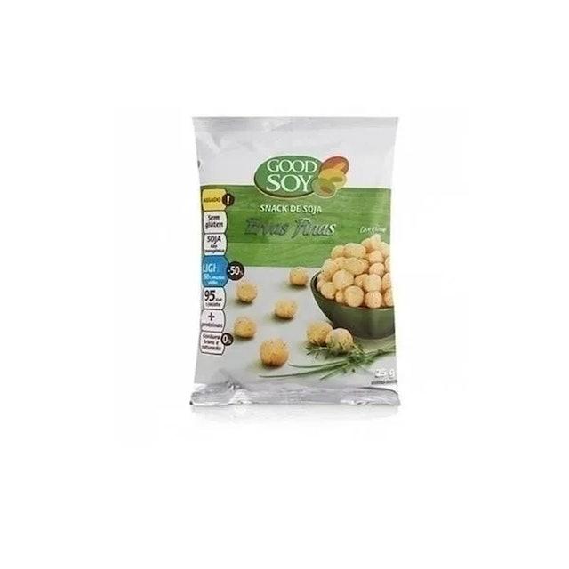 GOOD SOY Snack de Soja Ervas Finas 1