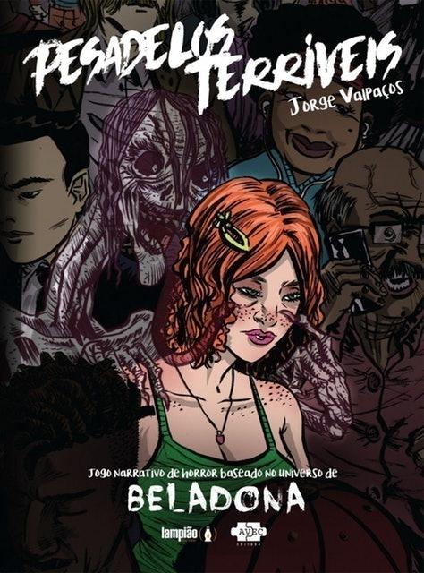 AVEC EDITORA Pesadelos Terríveis: Beladona RPG (Português) 1