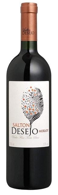 SALTON Vinho Tinto Salton Desejo Merlot 1
