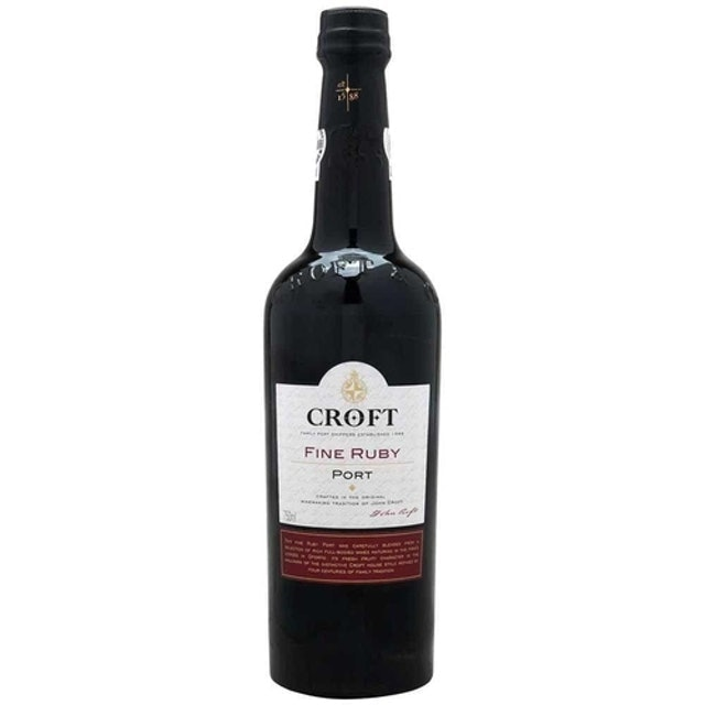 PORTUGAL Vinho do Porto Croft Ruby 1