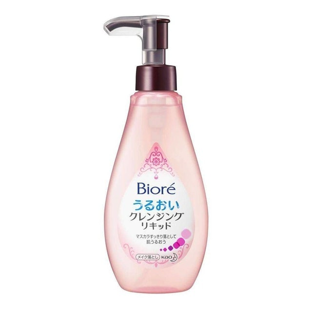 BIORÉ Demaquilante Cleansing Liquid 1