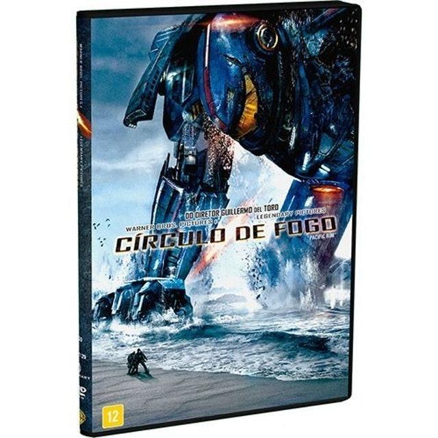 FILME Círculo de Fogo DVD 1