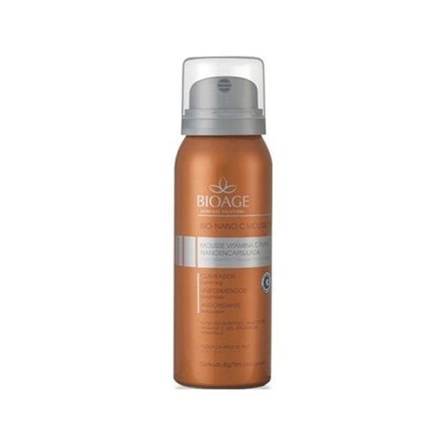 BIOAGE Bio Nano C Clareador Mousse 1