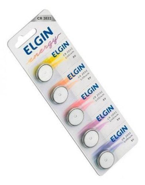 ELGIN Bateria de Lítio 3V CR2032 (para Glicosímetro) 1