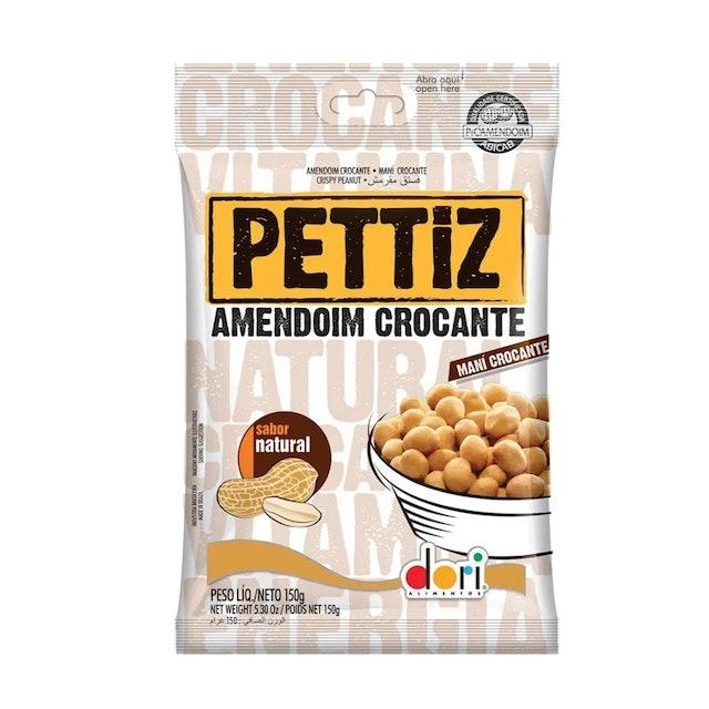 DORI Amendoim Crocante Pettiz Natural 150g 1