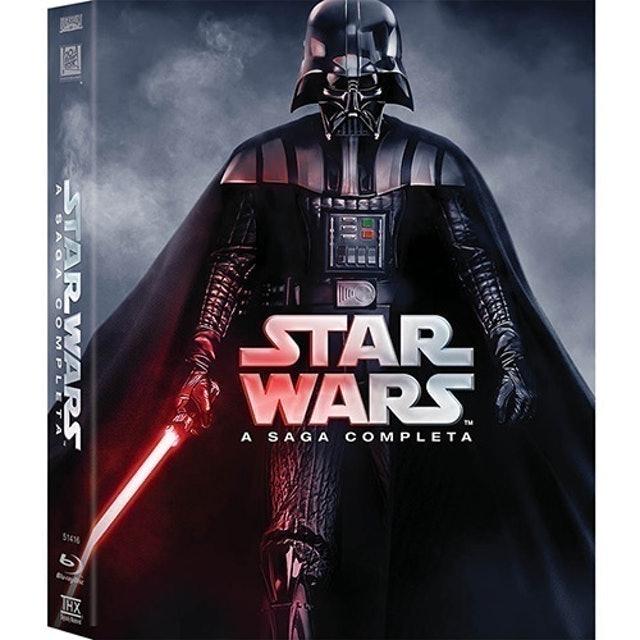Star Wars: A Saga Completa 1