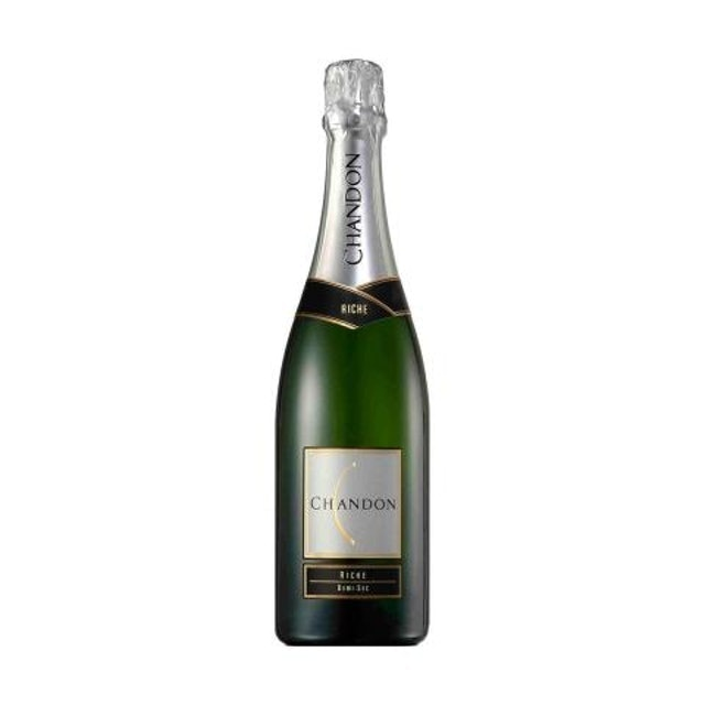 CHANDON Espumante Riche Demi-Sec 1