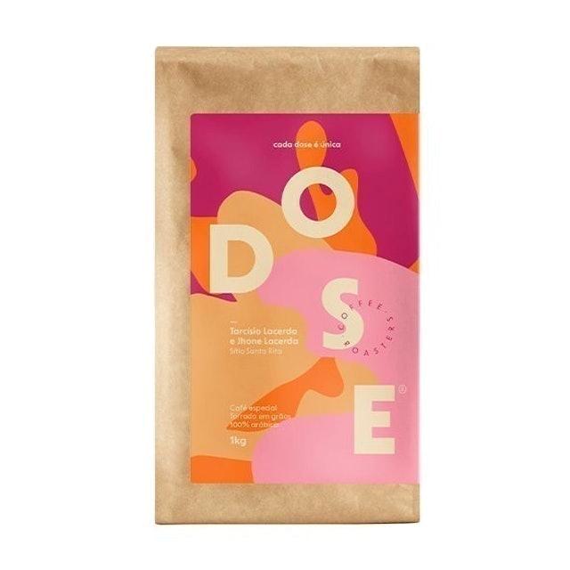 DOSE COFFEE Café Especial Santa Rita 1kg 1