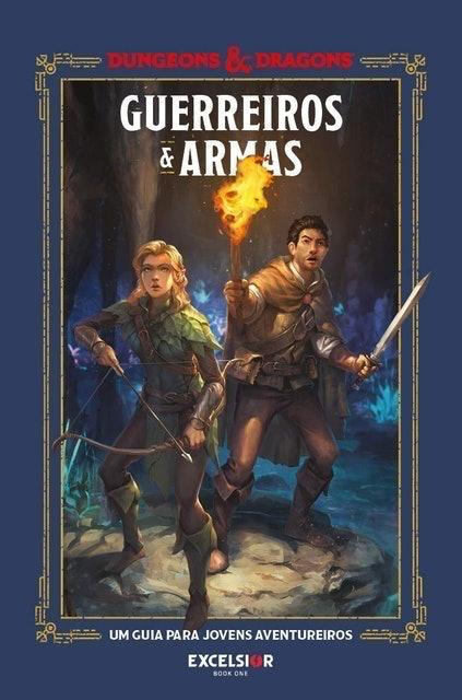 EXCELSIOR Dungeons & Dragons - Guerreiros e Armas (Português)  1