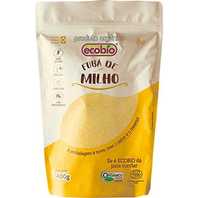 ECOBIO Fubá de Milho Orgânico 400g 1