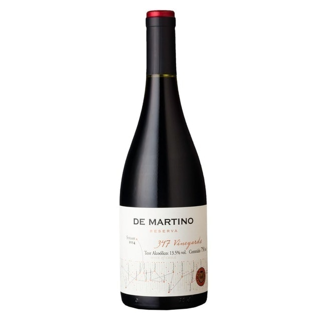 DE MARTINO Vinho Tinto De Martino Syrah Reserva 347 Vineyards 1