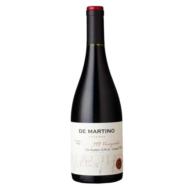 DE MARTINO Vinho Tinto De Martino Syrah Reserva 347 Vineyards 1