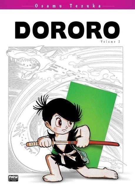 OSAMU TEZUKA Dororo - Volume 2 1