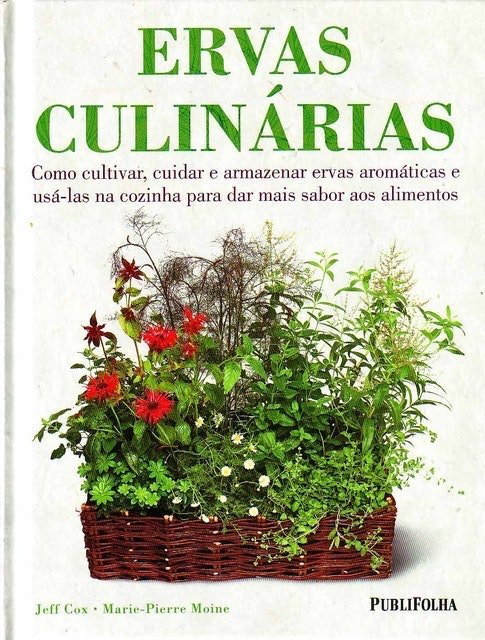 JEFF COX E MARIE-PIERRE MOINE Ervas Culinárias 1