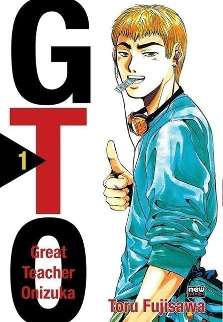 TORU FUJISAWA Great Teacher Onizuka - Volume 1 1